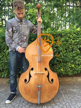 Wandré Framez Naika Luglio 58 Contrabbasso Upright bass double bass N28