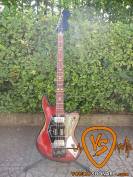 1965 WANDRE Tigre 4-String Basso 1965