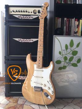 Fender Stratocaster Made in USA Corona California 2000 Natural Ash Rif 02