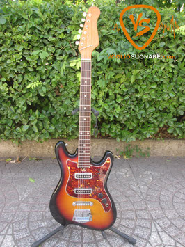 1960/70's Vintage Japan MIJ Teisco Audition twin pickup