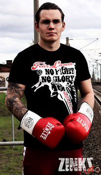 Felix Lamm Herren Shirt / No Fight No Glory