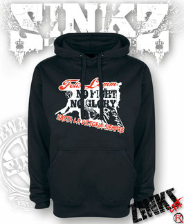 Felix Lamm / No Fight No Glory Hoodie