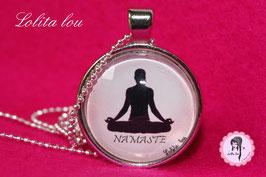 « Yoga Lotus Namasté »
