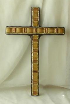 Wandkreuz aus Holz klassisch