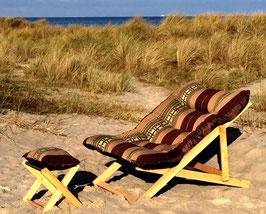 Relaxliege - braun