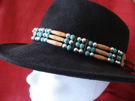 Hutband im indianischem Stil