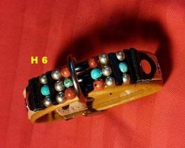 Halsband braun
