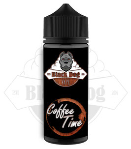 Black Dog Vape - Coffee Time