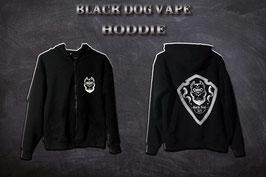 Black Dog Vape Hoodie