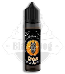Black Dog Vape - Orange