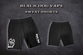 Black Dog Wear Sweat Shorts