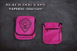 """Black Dog Vape Bag """"Miss Vape"""""""
