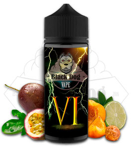 Black Dog Vape - New Series VI