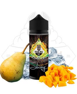 Black Dog Vape Delicious - Pear Man Go Slushy