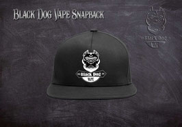 Black Dog Vape Snapback