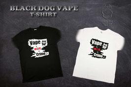 """Black Dog Vape Shirt """"Vape is ..."""""""