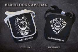 Black Dog Vape Bag