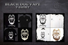Black Dog Vape VIP Shirt