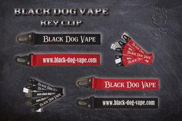 Black Dog Vape Schlüsselband