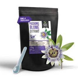 Passionsblume Extrakt 100g & 200g Pulver   5% Flavonoide   naturrein - ohne Zusatzstoffe   in Deutschland abgefüllt