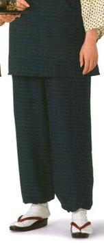 SP-5505    和風パンツ (紺)