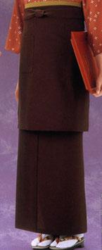 SK-9516    和風スカート (焦茶)