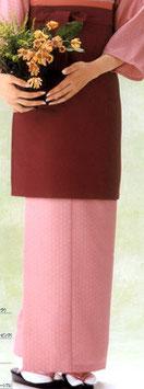 SK-9031    和風スカート (麻の葉・ピンク)