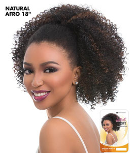 "Natural Afro 18"""