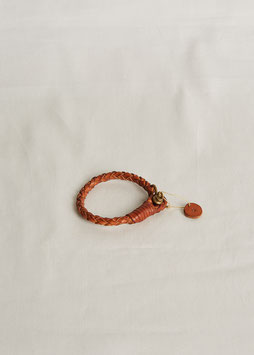 BRACELET MA417 / full grain vegetable tanned leather
