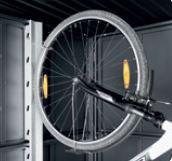 Fahrradhalter (bis 40kg)