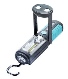 Cob LED Arbeits- Taschenlampe