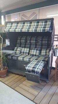 Angebot Nr. 2 Strandkorb Classic 3-Sitzer