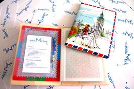 Passport Cover - Jaqueline, Joanna, Julie