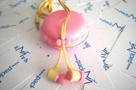 Case für/mit Kopfhörer -  Macarons