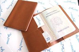 Passport Cover - James