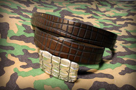 Cintura in Cuoio per Uomo - Art.BM038