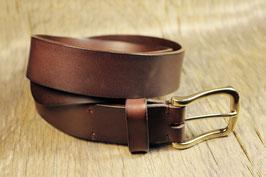 Cintura in Cuoio per Uomo - Art.BM043
