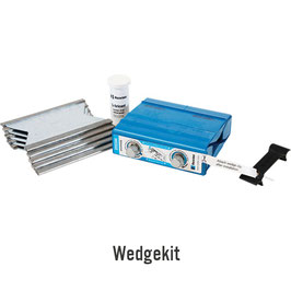 Wedges + Ankerplatten