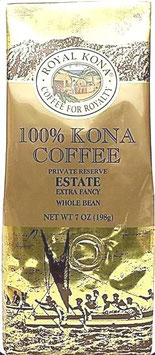 100% Kona  Extra Fancy  7oz