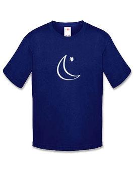 Jongens T-shirt 'maan'