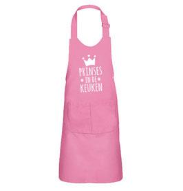 Schort - Prinses in de keuken