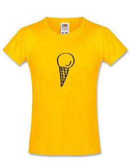 Meisjes T-shirt 'ijs'