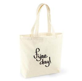 Shopper 'Fijne dag'