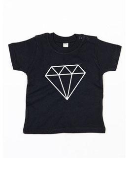 Baby T-shirt 'Diamant'