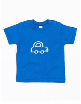 Baby T-shirt 'auto'
