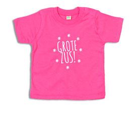 Grote Zus - sterren T-shirt