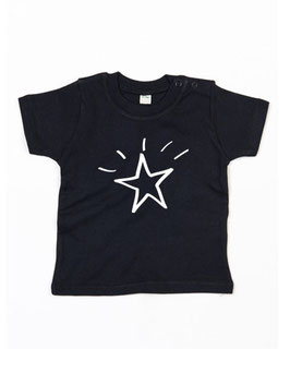 Baby T-shirt 'Ster'