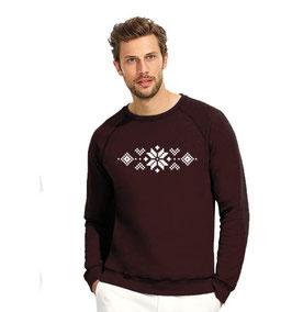 Kerst trui heren  > Kerst patroon