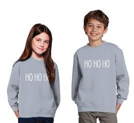 Kerst trui kind > Ho Ho Ho