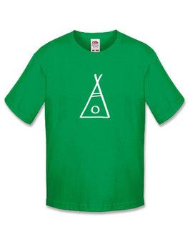 Jongens T-shirt 'tipi'